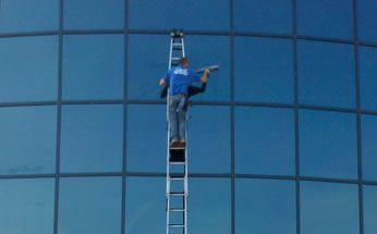 Commercial Window Cleaning, Sterling Heights, Macomb County