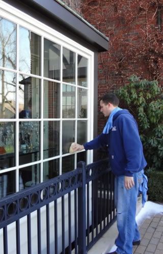 window cleaning Macomb County
